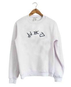 30 Degree cute dress sweatshirt