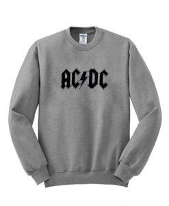 ACDC Logo Sweatshirt
