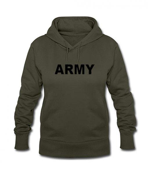 Army Green Hoodie UNISEX