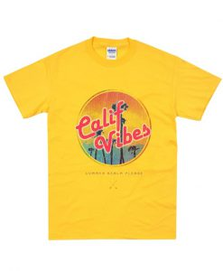 Calif Vibes T shirt
