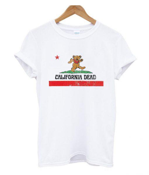 California Dead T-Shirt