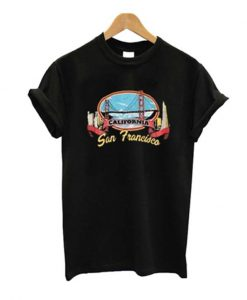 California San Fransisco T-Shirt