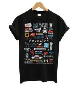 FRIENDS Doodle T Shirt