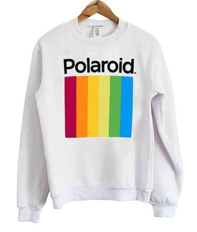 Polaroid Colourful Sweatshirt