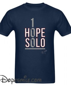 1 Hope Solo cool T shirt
