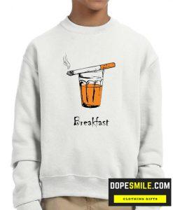 Breakfast cool Sweatshirt