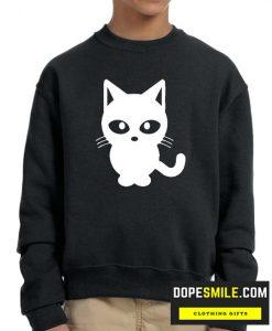 Cat Sitting cool Sweatshirt