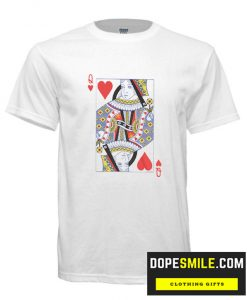 Queen Of Hearts cool T Shirt