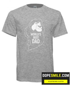 World Best Dad cool T Shirt