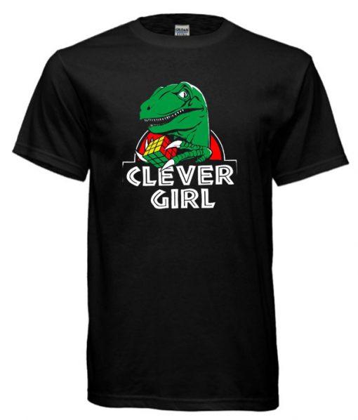 -Rex Clever Girl cool T-Shirt-Rex Clever Girl cool T-Shirt