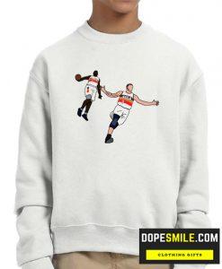 Lonzo Ball Alley OOP to Zion Williamson cool Sweatshirt