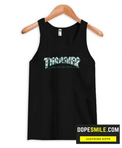 Thrasher Roses cool Tank top