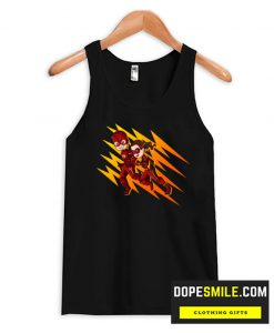 The Flash & Jesse Quick cool Tank Top