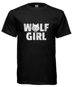 Wolf Girl Youth RS T-Shirt
