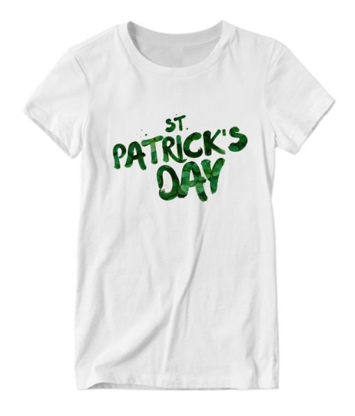 St Patrick's Day Design RS T-Shirt
