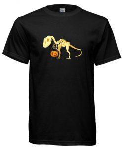 Dinosaur T-Rex Halloween cool T-shirt