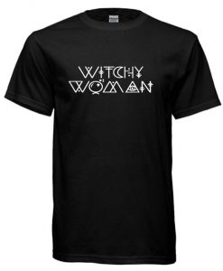 Witchy Woman cool T-shirt